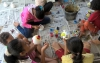 Students' Community Service Program: Pottery Creation and Javanese Language Conservation