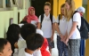 Victoria University Students Joined Teaching Practice in Yogyakarta