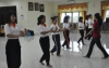 A DANCE WORKSHOP AT YSU IN COLLABORATION WITH STATE UNIVERSITY OF MEDAN (UNIMED)